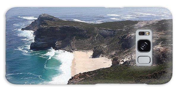 Cape Of Good Hope Coastline - South Africa Galaxy Case