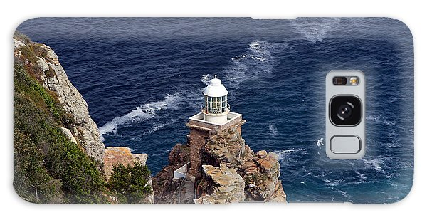 Cape Of Good Hope Lighthouse Galaxy Case