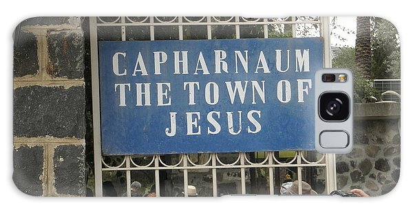 Capharnaum Galaxy Case by Robin Coaker