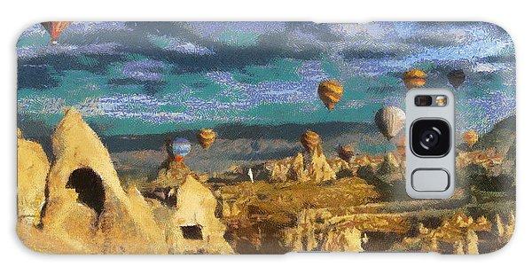 Cappadocia Ballons Fiesta Galaxy Case