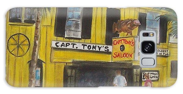 Capt. Tony's Saloon Galaxy Case