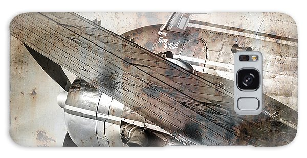 Captain's Flight Galaxy Case by Steven Bateson