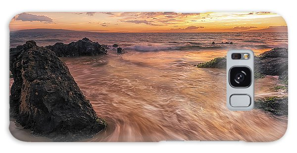 Captivating Kihei Galaxy Case by Hawaii  Fine Art Photography