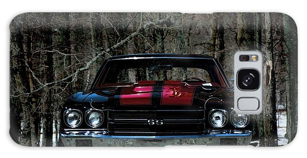 Car Art Chevy Chevelle Ss Hdr Galaxy Case