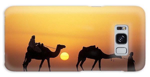 Caravan Galaxy Case - Caravan Morocco by Panoramic Images