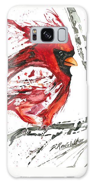 Cardinal Direction Galaxy Case by D Renee Wilson