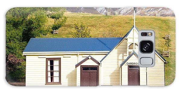 Cardrona Schoolhouse Galaxy Case