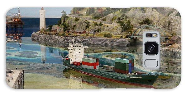 Cargo Ship Galaxy Case