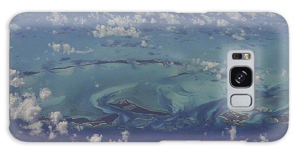 Caribbean Aerial 3 Galaxy Case
