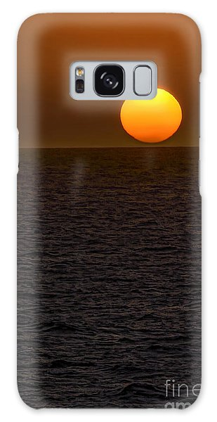 Caribbean Gold Galaxy Case