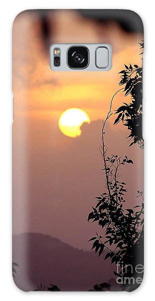 Caribbean Summer Solstice  Galaxy Case by The Art of Alice Terrill