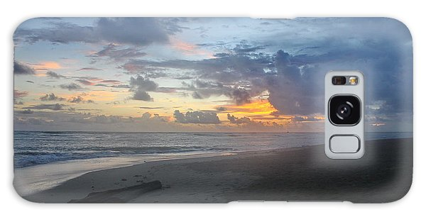 Caribbean Sunrise Galaxy Case