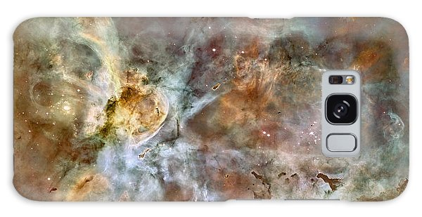 Carinae Nebula Galaxy Case