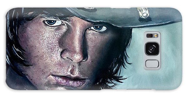Carl Grimes Galaxy Case