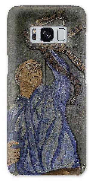 Carl Porter - Serpent Handling Preacher Galaxy Case