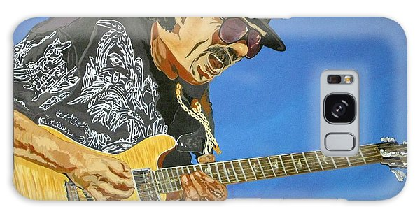 Carlos Santana-magical Musica Galaxy Case
