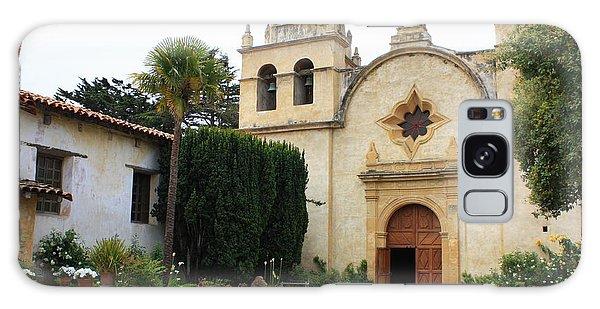 Carmel Mission Church Galaxy Case