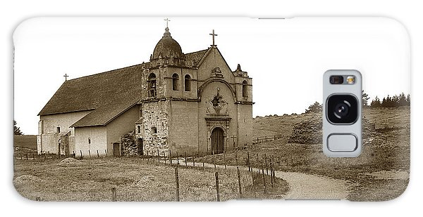 Carmel Mission Monterey Co. California Circa 1890 Galaxy Case