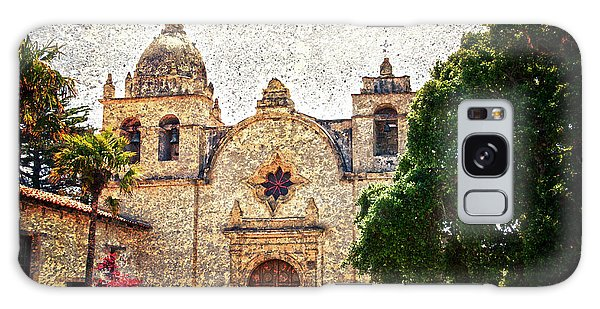 Carmel Mission Galaxy Case by RicardMN Photography