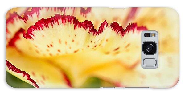Carnation Cream Galaxy Case