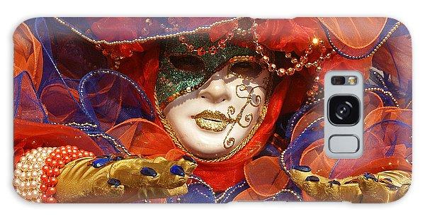 Carnevale Di Venezia 21 Galaxy Case