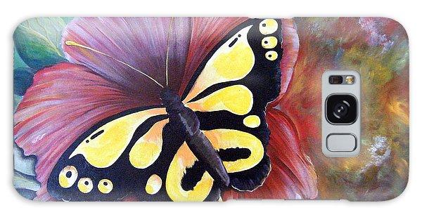 Carnival Butterfly Galaxy Case