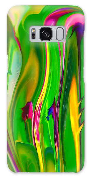 Carnivorous Galaxy Case by Betty Depee