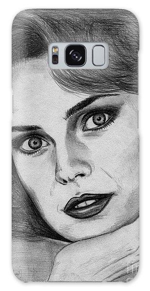 Galaxy Case - Carol Alt In 1985 by J McCombie