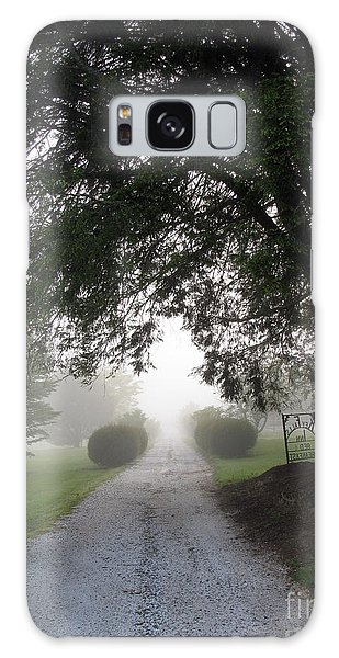 Carolina Foggy Morning Galaxy Case