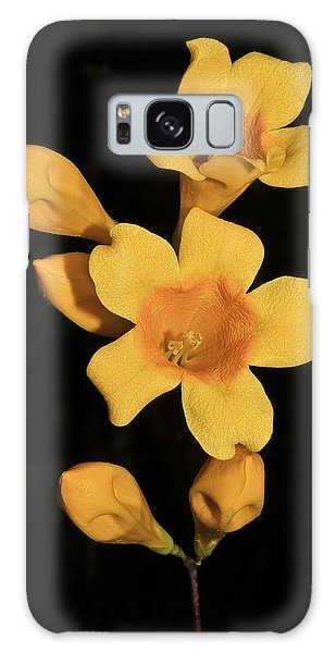 Carolina Jessamine Galaxy Case