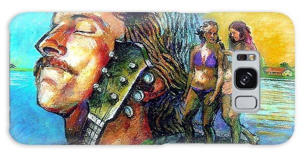 Carolina On My Mind Galaxy Case by Stan Esson