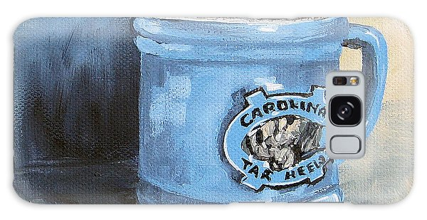 Carolina Tar Heel Coffee Cup Galaxy Case