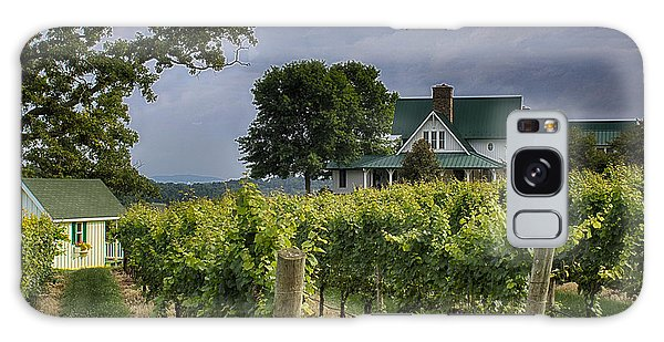 Carolina Vineyard Galaxy Case