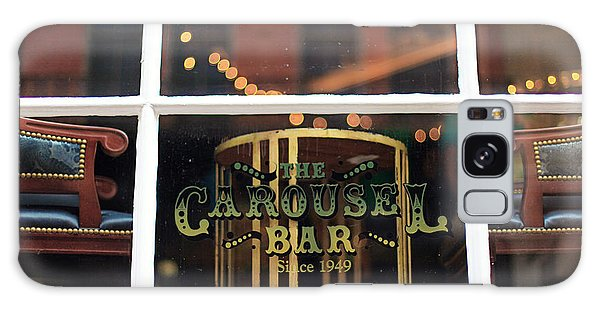 Carousel Bar Galaxy Case by Heather Green
