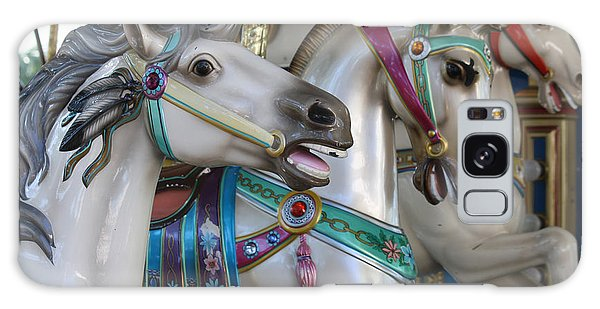 Carousel Galaxy Case by Donna Walsh