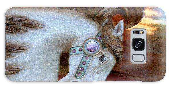 Carousel Horse Galaxy Case
