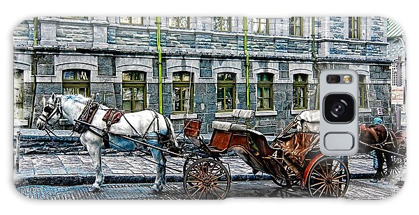 Carriage Rides Series 06 Galaxy Case