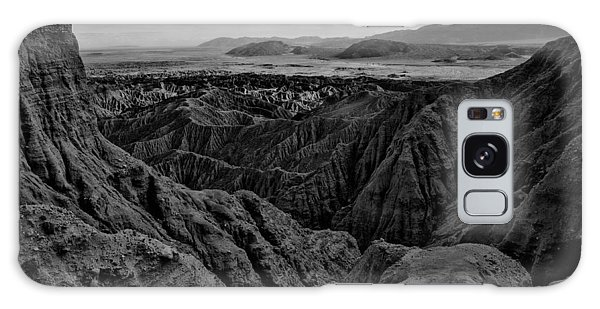 Carrizo Badlands Bw Nov 2013 Galaxy Case