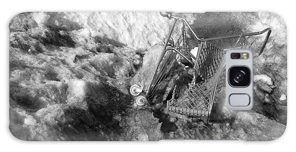 Cart Art No.7 Galaxy Case