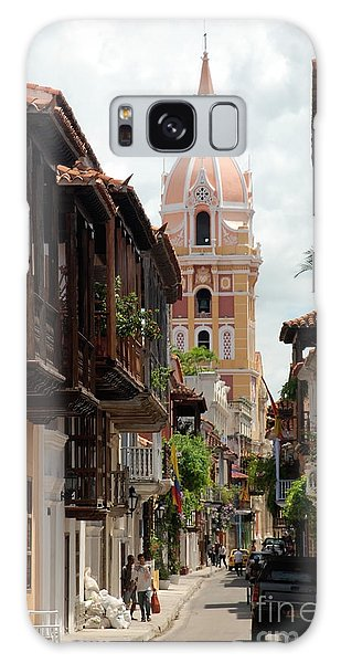 Cartagena Galaxy Case