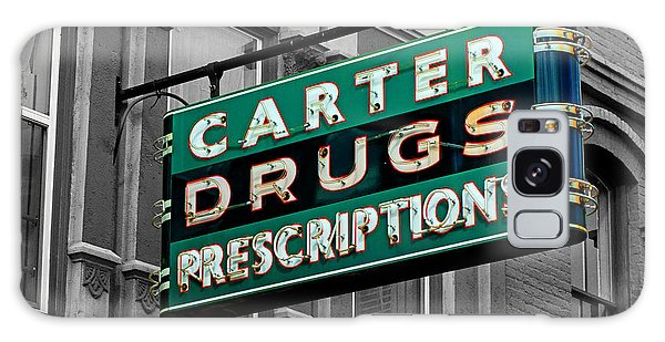 Carter Prescription Drugs Galaxy Case by Daniel Woodrum