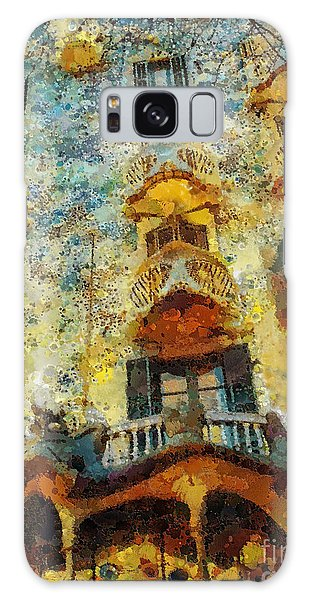 Casa Battlo Galaxy Case