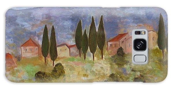 Casas De Segovia Galaxy Case