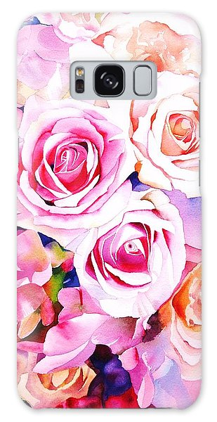 Rose Galaxy Case - Cascade by Sarah Bent