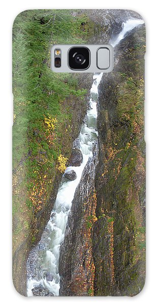 Ecosystem Galaxy Case - Cascades Waterfall by Tom Norring