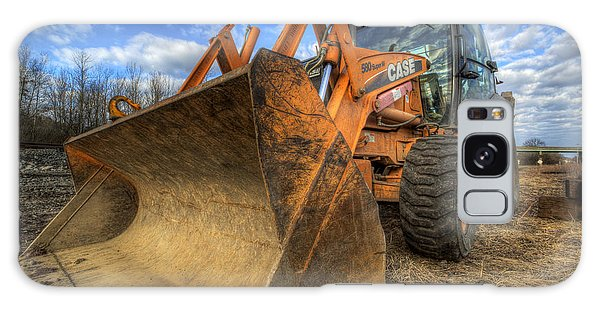 Case Backhoe Galaxy Case
