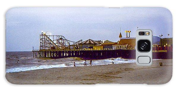 Casino Pier Boardwalk - Seaside Heights Nj Galaxy Case