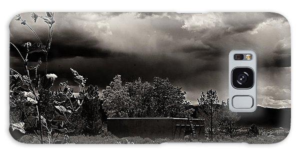 Casita In A Storm Galaxy Case