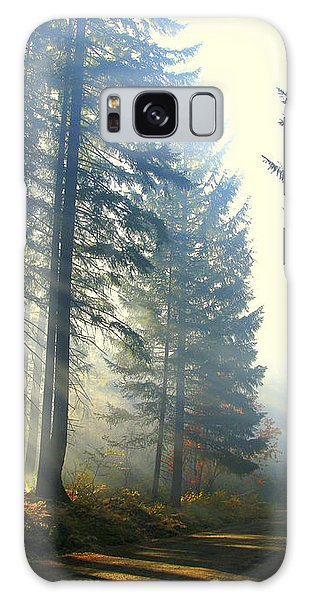 Union Creek Oregon Prescribed Burn Galaxy Case by Diane Schuster