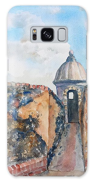 Castillo De San Cristobal Sentry Door Galaxy Case